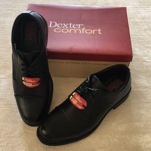 NWT Dexter Memory Foam Mens Shoes